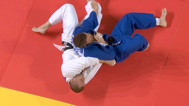 Arm-roll - Competition variations | Liparteliani