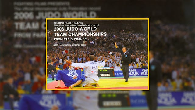2006 World Judo Team Championships | Paris