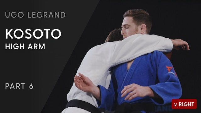 Kosoto - High arm variation vs opposite | Ugo Legrand