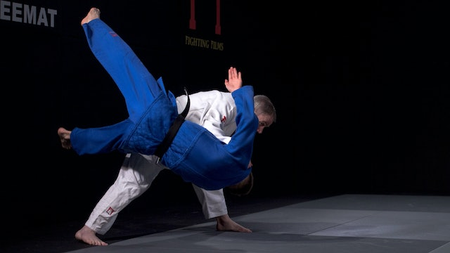 Hashimoto's edge of the mat Tai Otoshi | Neil Adams