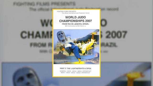 2007 World Judo Championships: Lightw...