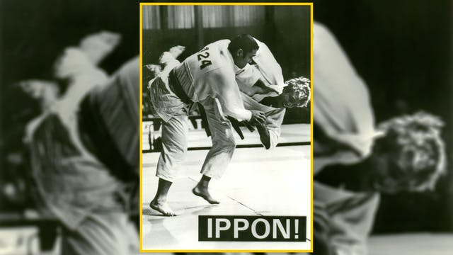 'Ippon!' with Neil Adams