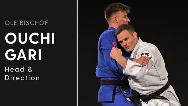 Ouchi gari - Head and direction | Ole...