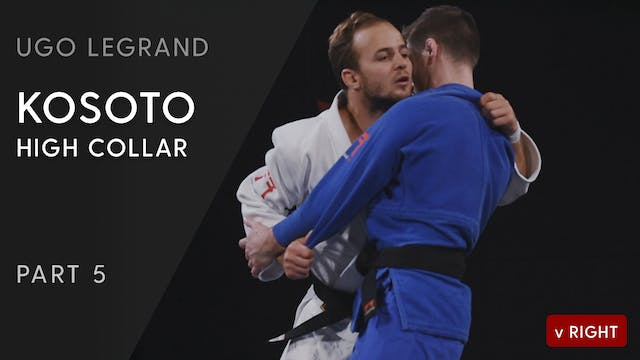 Kosoto - High collar variation vs opp...