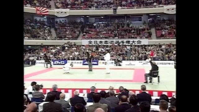 Fighting Shinohara | Interview | Kosei Inoue