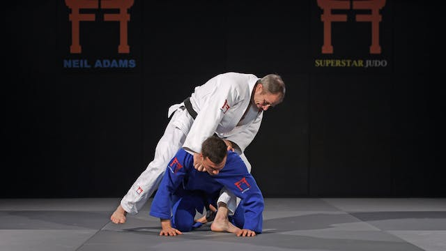 Two Shime waza used in Abu Dhabi GS |...