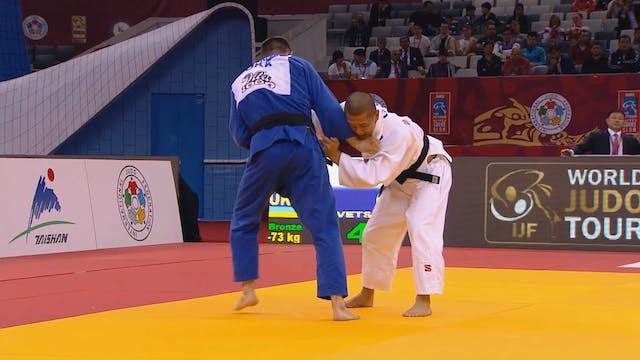 101: Koshi jime - CHN v UKR -73kg