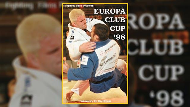 1998 Europa Club Cup: Finals