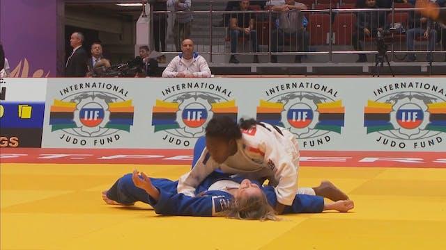 101: Sasae tsurikomi ashi - FRA v NED...