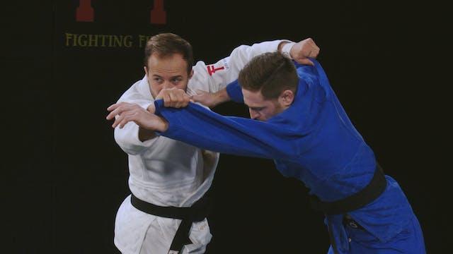 Spinning Uchi mata - Kuzushi | Ugo Le...