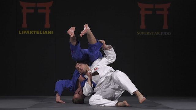 The Liparteliani arm-roll | Liparteliani