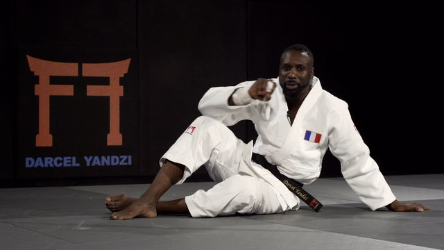 My Judo | Interview | Darcel Yandzi