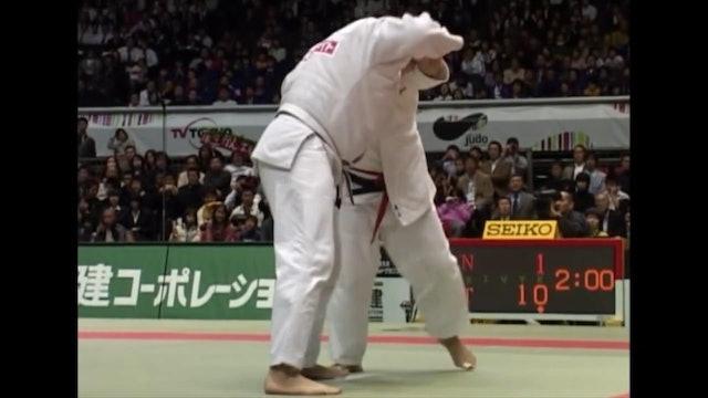 Double lapel movemet | Inoue (FRA)