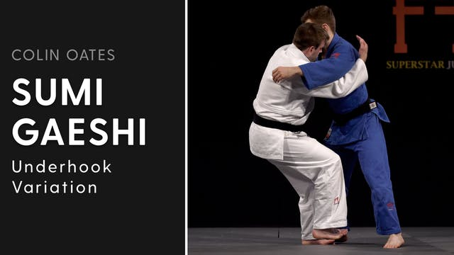 Underhook Variation | Sumi Gaeshi | C...
