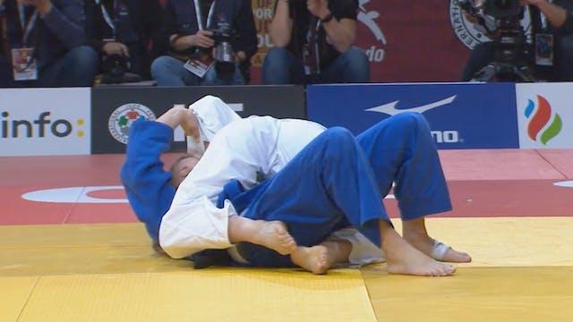 101: Tate shiho gatame - JPN v CAN -70kg