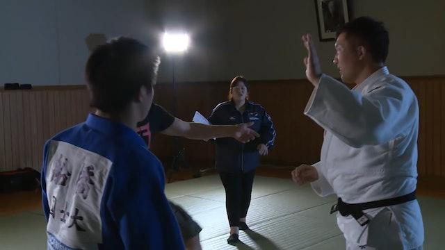 The Making Of Ashi-Waza With Keiji Suzuki | Danny Hicks