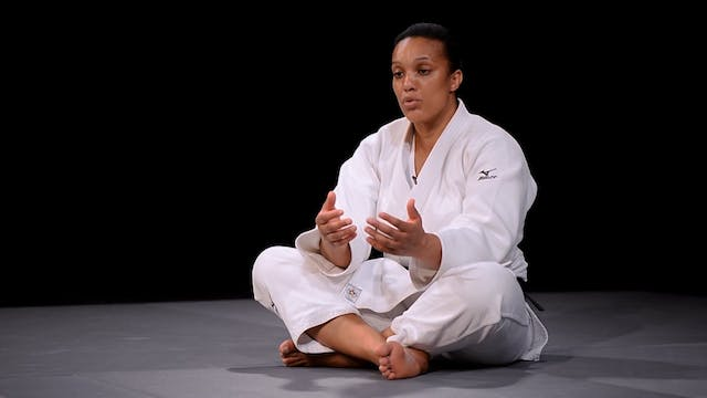 Learning Ouchi Gari   Interview   Luc...