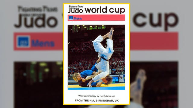 2007 Judo World Cup