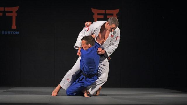 Kosoto gake counter - drop Seoi nage | Euan Burton