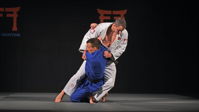 Kosoto gake counter - drop Seoi nage ...