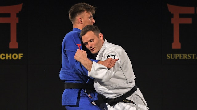 Ouchi gari - Head and direction | Ole Bischof