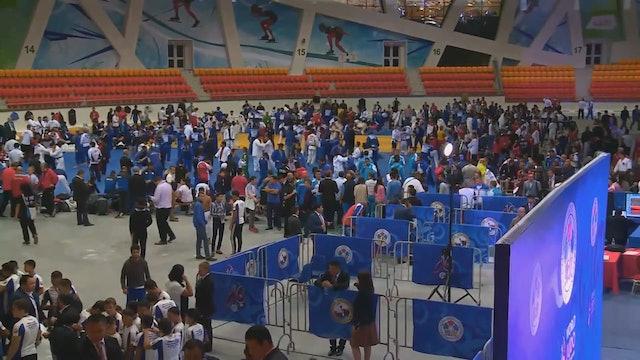 2015 World Judo Championships: Men | Astana