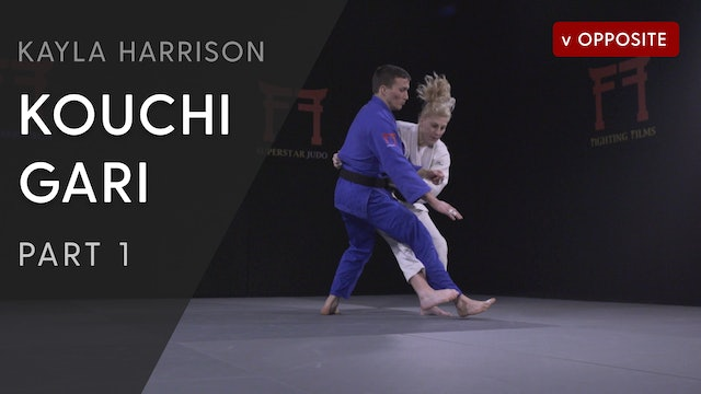 Kouchi gari vs Opposite - Overview | Kayla Harrison