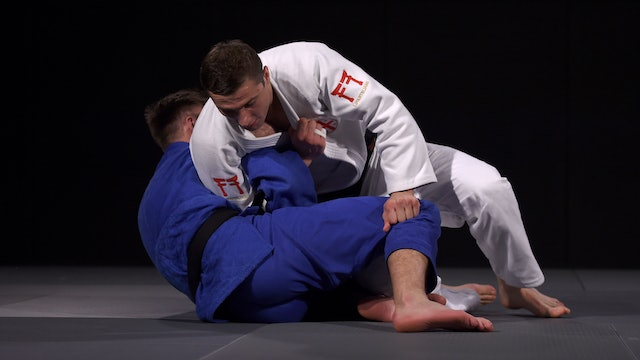 Arm-roll - From forward drive | Liparteliani