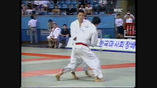 Sode tsurikomi goshi - r v l Russian | Jeon