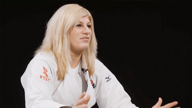 Gripping | Interview | Kayla Harrison