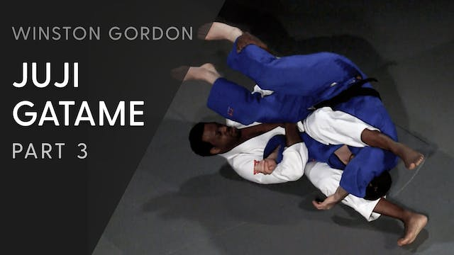 Juji gatame - The roll | Winston Gordon