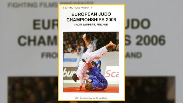 2006 European Judo Championships