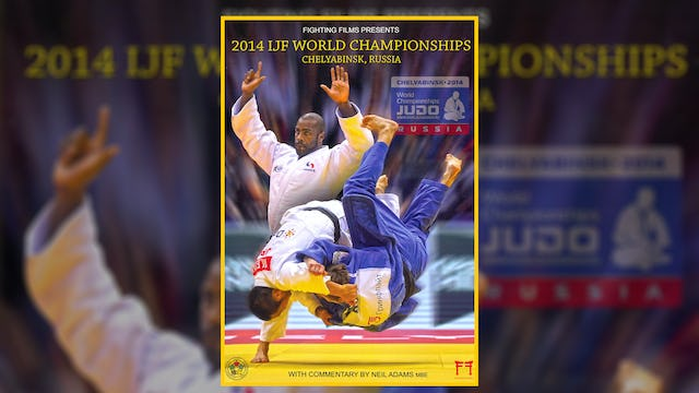 2014 World Judo Team Championships | Chelyabinsk