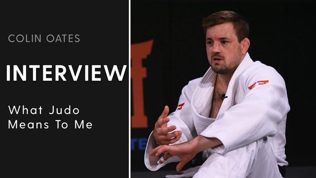 What Judo Means To Me | Interview | C...