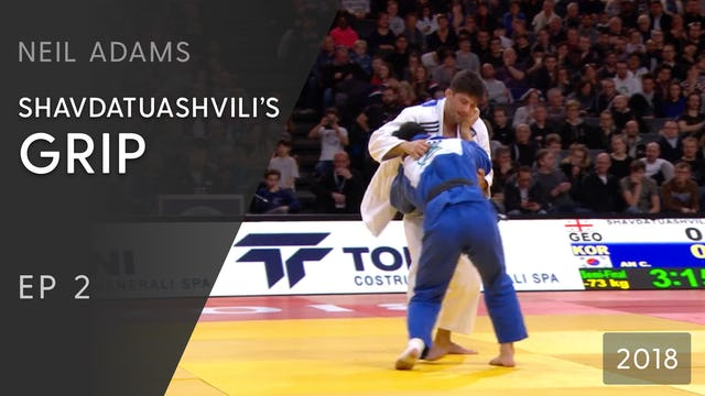 Shavdatuashvili's grip   Neil Adams