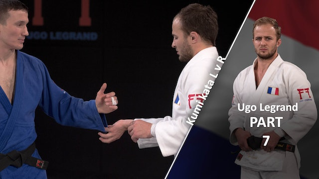 Kumi kata - Pinning the sleeve using inside seam | Ugo Legrand