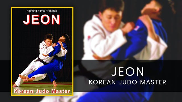 Korean Judo Master | Ki-Young Jeon