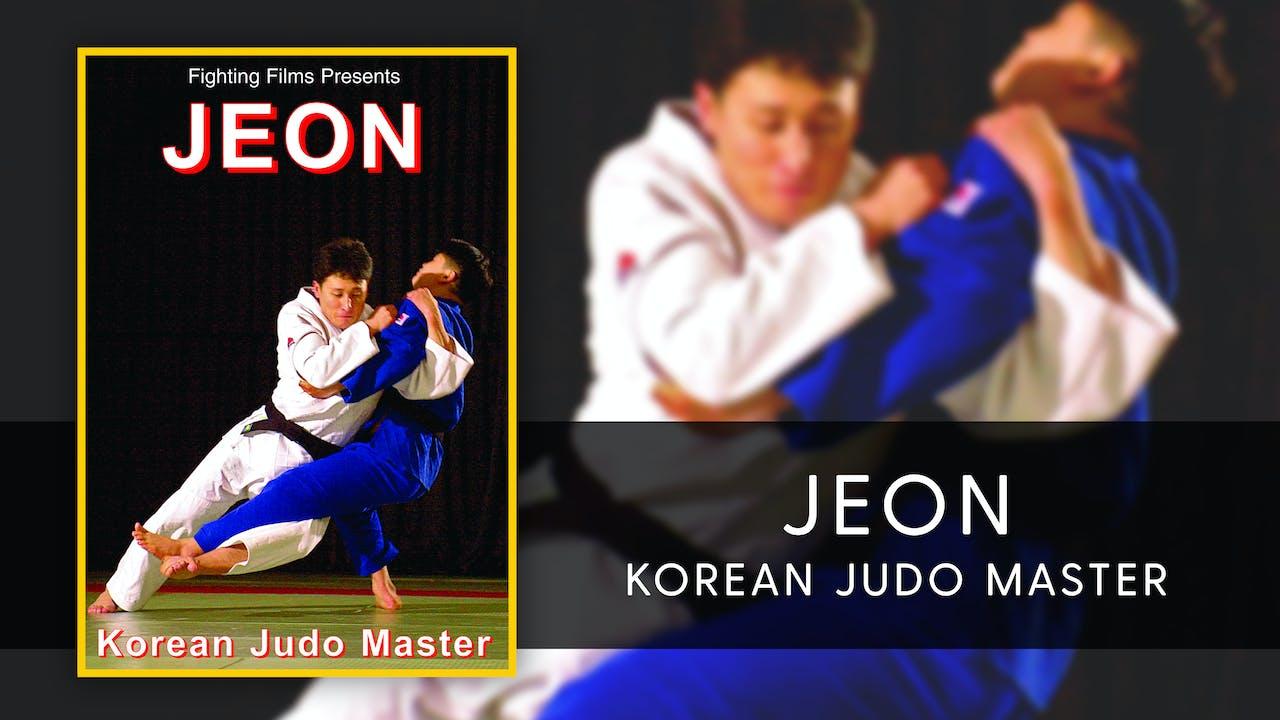Korean Judo Master | Ki-Young Jeon
