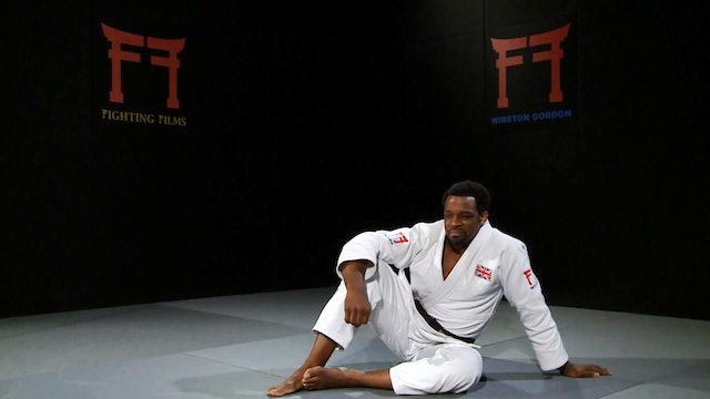 Starting Judo | Interview | Winston Gordon