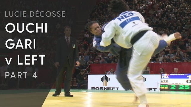 Competitive Variations | Ouchi gari v...