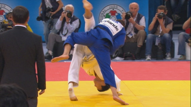 Uchi mata to Ouchi - Competition variations  vs opposite | Ugo Legrand