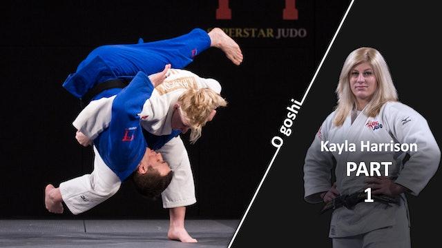 O Goshi | Kayla Harrison