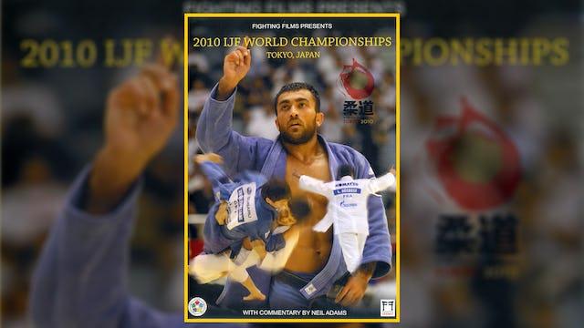 2010 World Judo Championships Extras | Tokyo