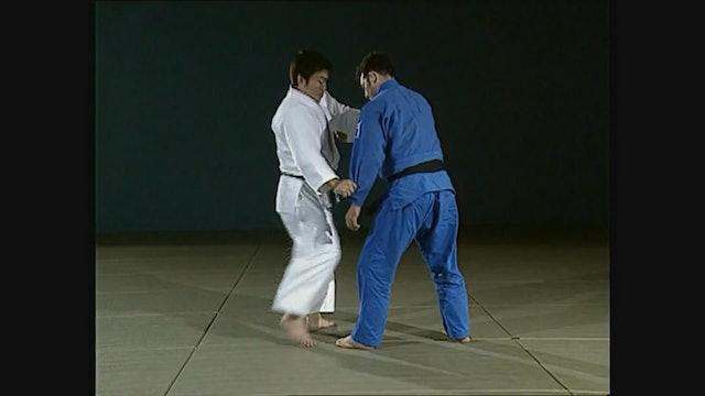 Toshihiko Koga - Tani otoshi - Koga Variation