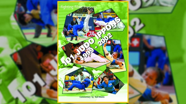 101 Judo Ippons 1999 - 2002