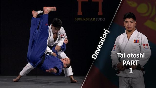 Overview | Tai Otoshi | Davaadorj