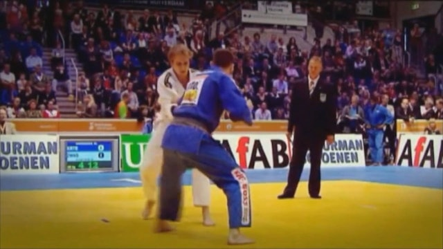 Mark Huizinga - The Huizinga Kata guruma