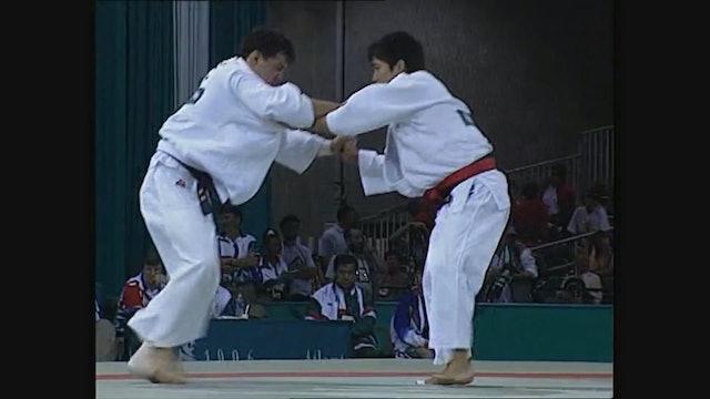 Toshihiko Koga - Ura nage - Counter