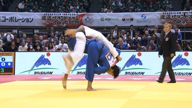 101: Uchi mata - AZE v JPN -100kg