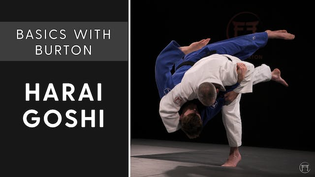 Harai Goshi | Basics With Burton